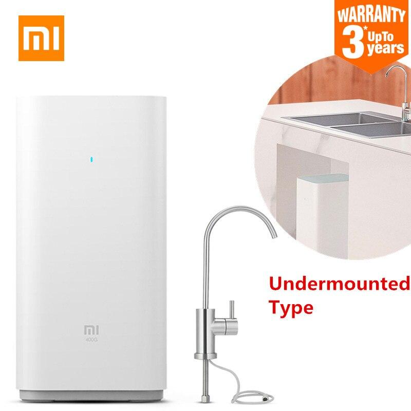 Original Xiaomi Water Purifier Xiaomi Water Purifier Home Water Filters Clean Health Water & WIFI Android IOS Phone App