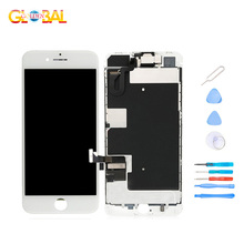 100% Tested Working LCD for iPhone 7 8 Plus 6S Screen Display Digitizer Touch Screen Assembly No Dead Pixe For iPhone 7 8 LCD цена