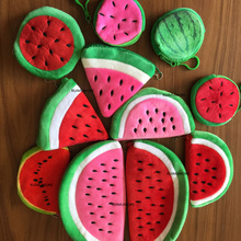 BAG Wallet Coin-Purse Watermelon New Toy Pouch-Bag 7-24CM Approx. BIG Kid's