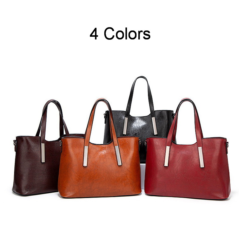 H0419af4e1a2d4f71ba1610ea48b0e5eab - Women's Vintage Handbag | Oil Wax Leather