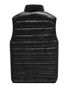 Image 2 - NewBang Chaleco ultraligero para hombre, 6xl, 7xl Plus, portátil, sin mangas, ligero, cálido, chaqueta de plumas de pato blanco