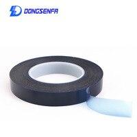 DONGSENFA 1PCS 100M PVC Plated Blue Tape  High Temperature Acid Base Protective Film LCD Maintenance Tape|Tape| |  -
