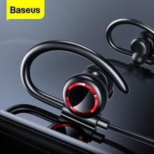 Baseus S17 bezprzewodowe słuchawki sportowe Bluetooth 5.0 słuchawki słuchawki dla Xiaomi redmi note 7 Iphone 8 XR Huawei bezobsługowy zestaw słuchawkowy