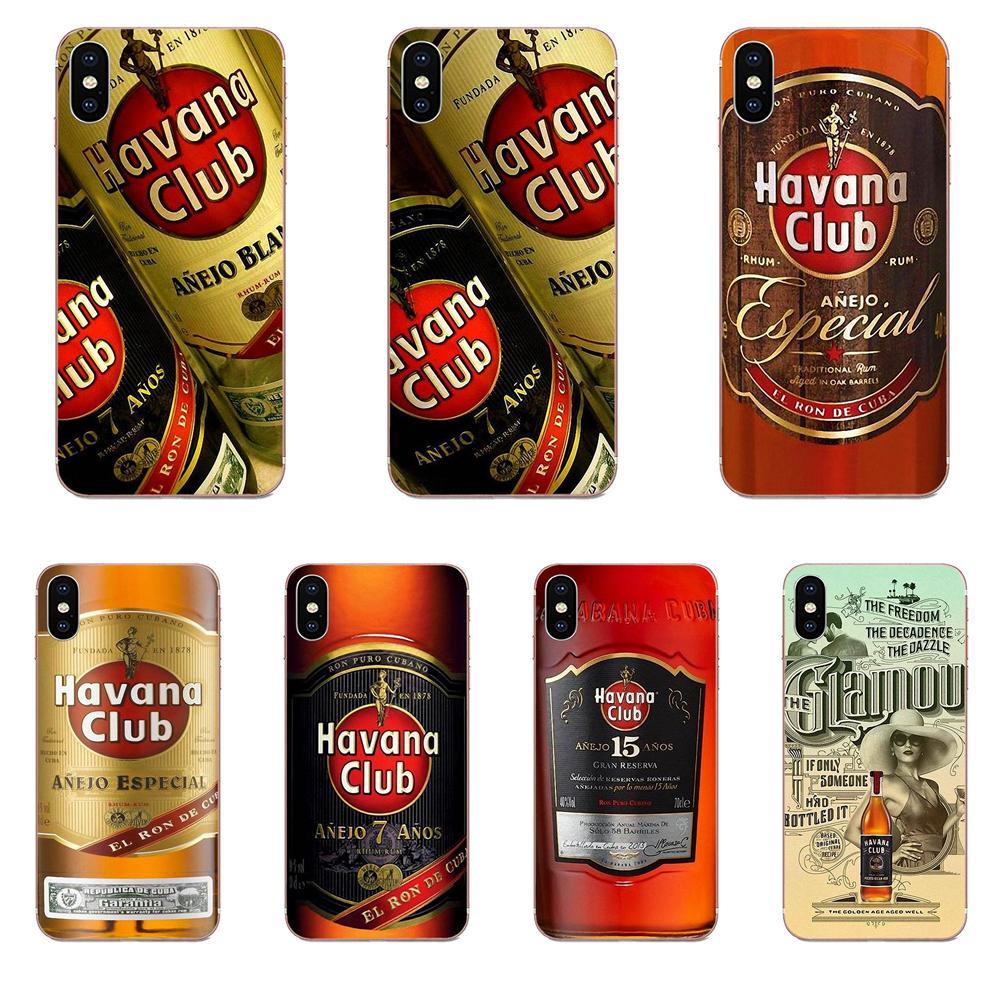 Havana club anejo especial rum impressão para huawei honra companheiro 7 7a 8 9 10 20 v8 v9 v10 v30 p40 g lite jogar mini pro p inteligente