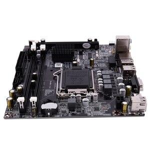 Image 3 - PPYY ใหม่ H55 LGA 1156 ซ็อกเก็ตเมนบอร์ด LGA 1156 MINI ATX เดสก์ท็อปภาพ USB2.0 SATA2.0 Dual Channel 16G DDR3 1600 สำหรับ Intel