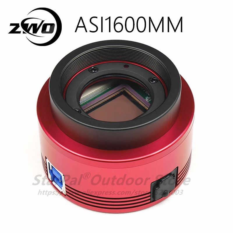 Монохромная астрономическая камера ZWO ASI1600 мм ASI, Планетарная Солнечная Лунная визуализация/Руководство по высокоскоростному интерфейсу USB3.0 ASI1600 мм ASI 1600 мм