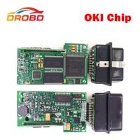 VAS5054A 오키 VAS 5054A ODIS V4.3.3 Keygen 블루투스 지원 아우디/V-W/좌석/SKODA OBD2 스캐너 진단 도구와 전체 칩