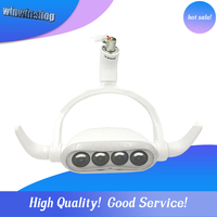 15W Dental LED Induction Lamp Teeth Light Tool Shadowless Oral Dental Chair Unit Parts Operation Easy Install