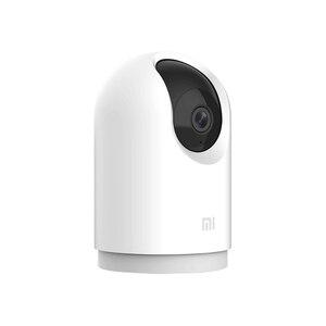 Image 2 - كاميرا آي بي ذكية أصلية من شاومي Mijia بزاوية 360 مع بوابة PTZ Pro تردد مزدوج 2.4 جيجا هرتز/5 جيجا هرتز مع عدة واي فاي لمراقبة المنزل
