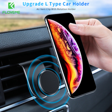 FLOVEME Magnetico Supporto da Auto Per iPhone 11 Pro Max Samsung Smartphone Universale Car Air Vent Supporto Del Supporto Del Basamento Per Il Cellulare telefono
