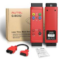 Autel G BOX2 narzędzie do Mercedes Benz wszystkie klucze stracił pracę z MaxiIM IM608/IM508
