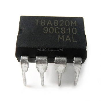 10pcs/lot TBA820M TBA820 820M DIP-8 In Stock - discount item  8% OFF Active Components