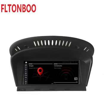 ID7 Android 10 for bmw Series 5 E60, E61, E62, E63,E90 car gps,Wifi,canbus,steering wheel,copy map,8 core,64GB ROM,1280x480