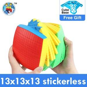 Image 2 - Shengshou 12x12x12 13x13x13 14x14x14 15x15x15 17x17x17 kostka prędkość magiczne Puzzle Sengso 12x12 13x13 14x14 15x15 17x17 Cubo magico
