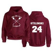 24 lahey mccall pullover moletom masculino impressão vermelha com capuz hoodies dos homens hoodies hip hop hoddies streetwear