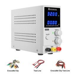 Мини DC источник питания регулируемый 30V 10A 4-значный дисплей для ремонта ноутбука лабораторный импульсный источник питания с интерфейсом USB