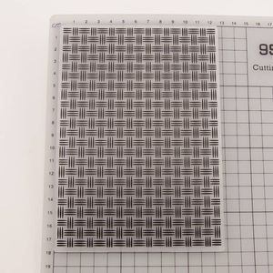 New Vine Printed Plastic Embossing Folders For Diy Card Making Scrapbooking Photo Album Template Handmade Crafts