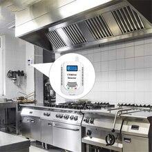 2 в 1 детектор газа вставляемый домашний природный газ/Метан/пропан/сигнализатор