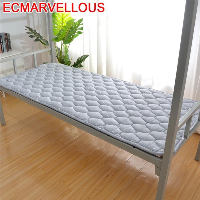 Coprimaterasso Mattresses Tatami Materassi Foldable Bed Matratze Colchones De Cama Materac Kasur Matras Colchon Mattress Topper