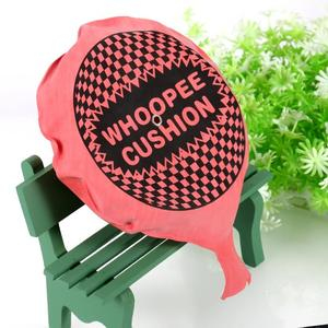 14cm Funny Whoopee Cushion Jokes Gags Pranks Maker Trick Funny Whoopy Balloon Fart Pad Novelty Funny Gadgets April Fools Toys