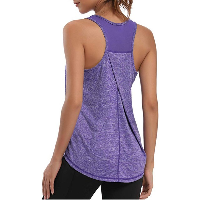 Mesh Yoga Shirt 3