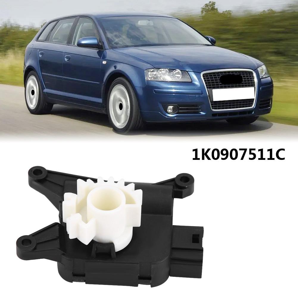 1K0907511C Car Front Temperature Adjust Valve Recirculation Air Flap Servo Motor For Audi A3 Q3 VW CC Jetta Golf Passat