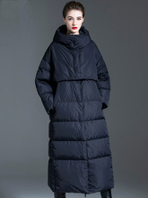 Winter women's high-quality down jacket loose casual puffer plus size 10XL warm and fashionable winter jacket