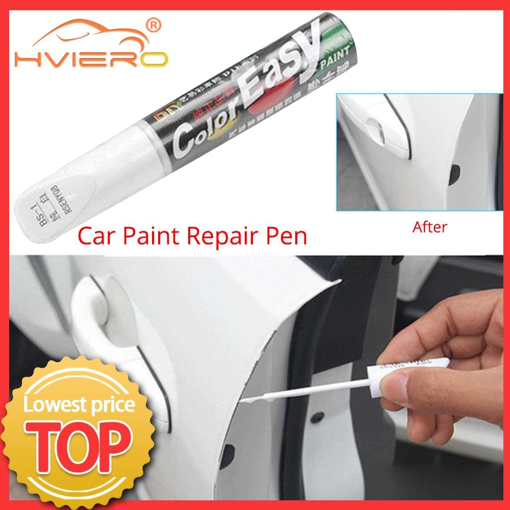 4Colors Universal Waterproof Car Scratch Repair Remover Pen Auto Paint Care Tool Car Styling Car Paint Repair Pens Care Tools