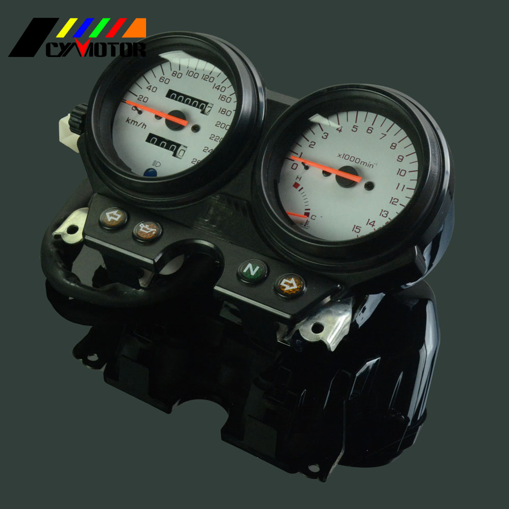 Motorcycle Speedometer Dashboard Tachometer Display Gauges For <font><b>HONDA</b></font> CB600 <font><b>Hornet</b></font> <font><b>600</b></font> 1996 1997 1998 1999 2000 <font><b>2001</b></font> 2002 96-02 image