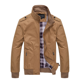2020 Mens Jackets Spring Autumn Casual Coats Solid Color Mens Sportswear Stand Collar Slim Jackets Male Bomber Jackets 5XL plus size 10xl 9xl 8xl mens jackets spring autumn casual solid color coats mens sportswear slim jackets male bomber jackets