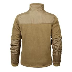 Image 5 - Mege Marke Taktische Bekleidung military Fleece Herbst Winter herren Jacke Armee Polar Warme Männlichen Mantel Outwear jaquetas masculino