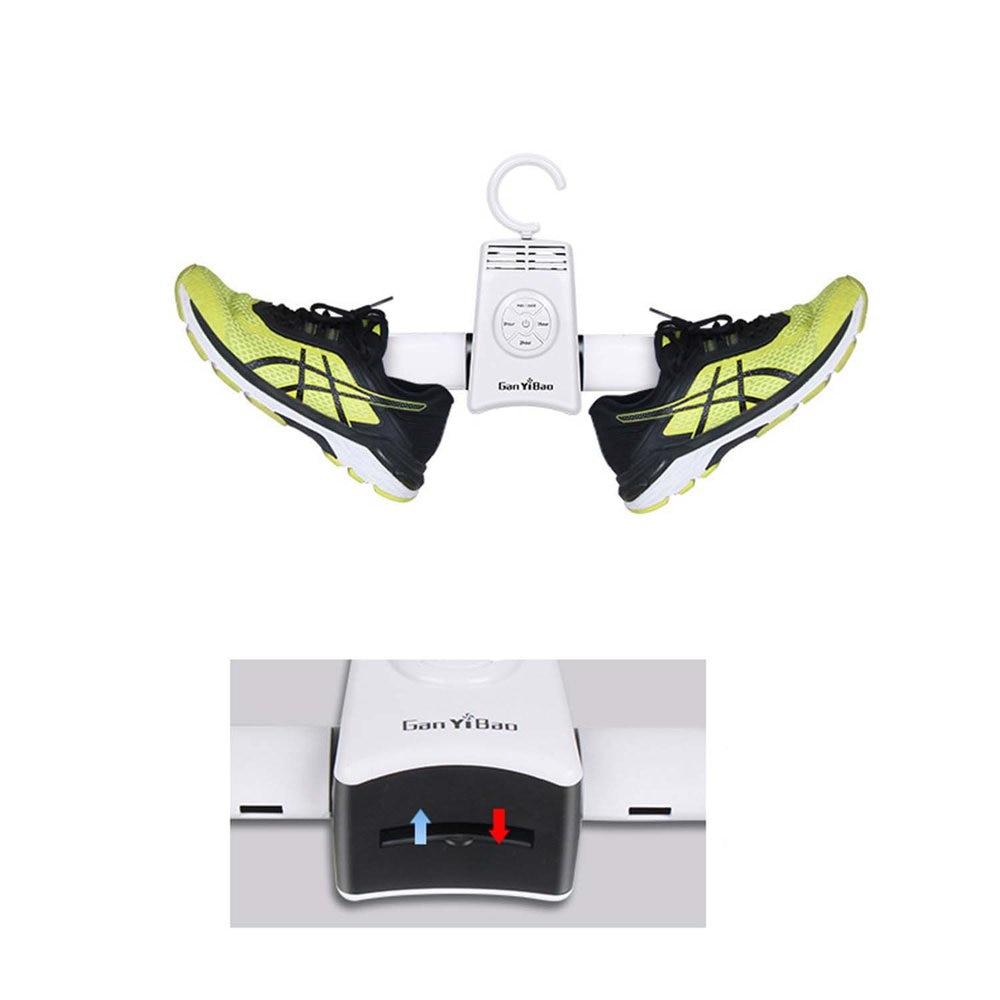 Портативная быстросохнущая вешалка для сухой обуви Бытовая маленькая Складная безопасная срочная сухая сушилка для младенцев