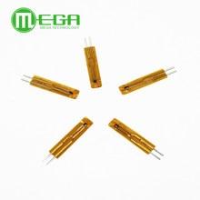 5pc 2.5cm 3950 100k ntc thermistor mf5b smd 100k 1% sensor de temperatura para impressora 3d sensor termistor ntc