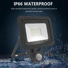Ultra-Dunne 10W 20W 30W 50W 100W Led Schijnwerper 110 V/220 V schijnwerper Spotlight Waterdichte Outdoor Tuin Lamp