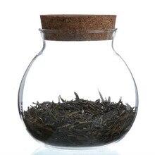 Диаметр = 10 см стекло малого размера резервуар для хранения материала пробковая крышка микро-ландшафтное стекло Террариум ваза украшение дома друг подарок
