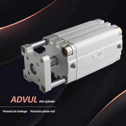 ADVUL series Compact thin air cylinder festo type pneumatic components ADUVL-12-5-A-P ADUVL-12-10-A-P pneumatic cylinder