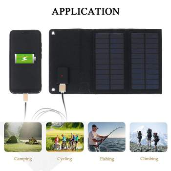 50W Solar Panel 5V USB with Car Charger + 10/20/30/50A USB Solar Cell Charger for Car RV Battery Camping Mobile Power Bank 5