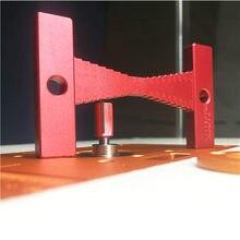 Bois haute précision jauge de hauteur 5-36.5mm routeur Table électrique scie circulaire gravure Machine outils de mesure règle