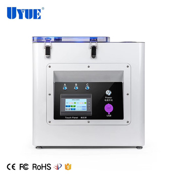 цена на UYUE H.Y.D-H10A Coating machine Specially used for mobile phone film Free shipping