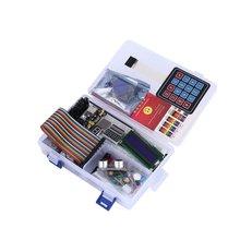 Adeept RFID Modul Starter Kit für Raspberry Pi 3,2 Modell B/B + mit 40-Pin GPIO Erweiterung bord Abstand Sensor Modul