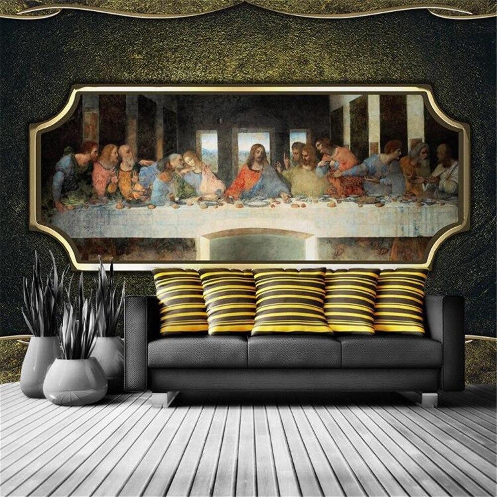 Milofi Davinci Last Supper Tooling Background Wall