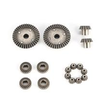 12T 15T 24T 38T Metal Front Rear Differential/ Motor Driving Gear Upgrade Parts Two Sets for WLtoys A949 A959 1/18 RC Car цена