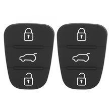 2 шт. Складной флип-чехол для автомобильного ключа, чехол для замены, подходит для hyundai I10 I20, чехол для автомобильного ключа, Стайлинг автомобиля