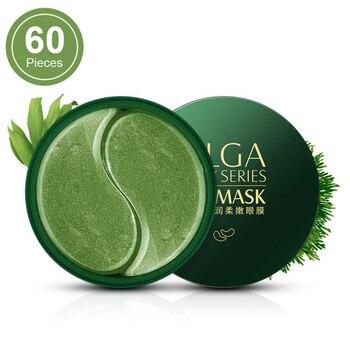 60pcs Seaweed Eye Mask Nourishing Moisturizing Hydration Eye Patches Dark Dircles Remove Wrinkle Eye Skin Care