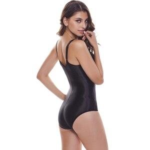 Image 3 - Burvogue, prenda modeladora de cuerpo completo, cinturón modelador de cintura, entrenador, ropa interior adelgazante, Bodi para mujer, Control de abdomen, ropa modeladora Push Up