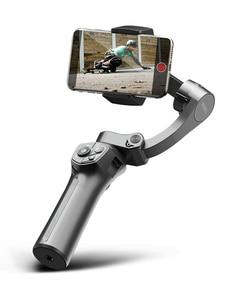 Image 2 - מתקפל שלושה ציר נייד טלפון מייצב Benro P1 P1S Smartphone כף יד Gimbal מייצב עבור Gopro iPhone Huawei XiaoMi