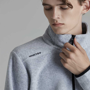 Image 4 - Nouvelle veste en polaire imperméable Youpin 90 points pour hommes, légère et chaude, sèche et non étouffante, anti mouillage