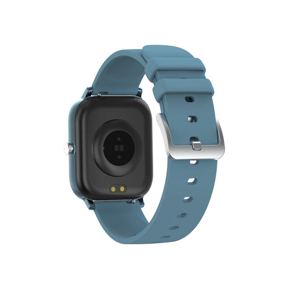 fitness freqüência cardíaca pulseira inteligente touch-screen ipx7