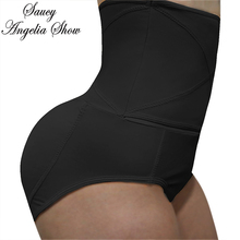Women Cotton High Waist Underwear Cincher Slimming Belt Body Trainer Bodysuit Shaper