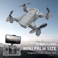 KY905 Mini Drone con videocamera 4K HD droni pieghevoli Quadcopter ritorno a una chiave FPV seguimi RC elicottero Quadrocopter giocattoli per bambini